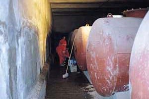 Concrete Tank Waterproofing